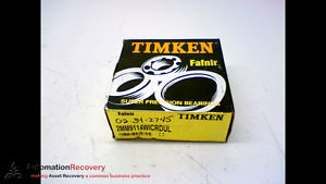 high temperature TIMKEN 2MM9114WICRDUL *PACK OF 2* BALL BEARING 70MM ID 112 OD 20MM,  #159586