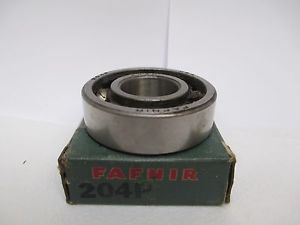 high temperature  FAFNIR BEARING 204 P 204P