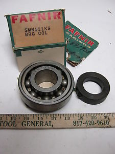 high temperature Fafnir Radial Deep Groove Ball Bearing (SMN111KS)