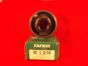 "high temperature Fafnir RC1 3/16, RC 1 3/16"", Ball Bearing Cartridge Unit,"