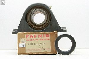 high temperature Fafnir RAK 1-11/16 Pillow Block Bearing