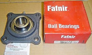 high temperature Fafnir SCJ 1 1/4 Ball Bearing Housed Unit SCJ 1 1/4 Flange SCJ1