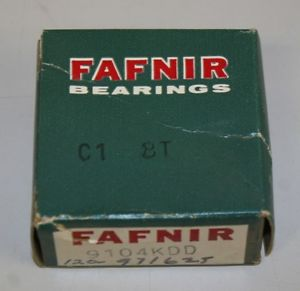 high temperature Fafnir Bearing 9104KDD