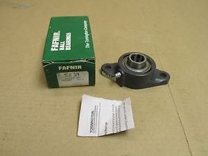 "high temperature NIB FAFNIR YCJT 3/4 2 BOLT FLANGE BEARING UNIT YCJT3/4 3/4"" BORE USA"