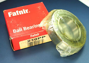 high temperature FAFNIR 210PP Sealed Roller Bearing