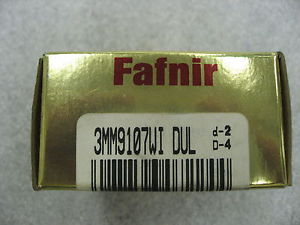high temperature  FAFNIR 3MM9107WIDUL Bearing