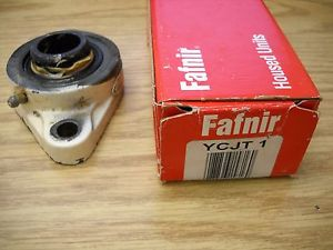 high temperature FAFNIR YCJT 1 SET SCREW HOUSED UNIT, BEARING