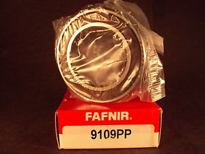 high temperature Timken Fafnir 9109PP, Radial Bearing 9109 PP(=2 SKF,NSK,NTN 6009 2RS VV)