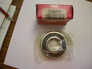 high temperature FAFNIR 206PP BALL  BEARING   NIB