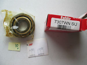 high temperature  IN BOX FAFNIR BEARING 7307WN SU KAY THRUST TORRINGTON 015 (DR1H1)