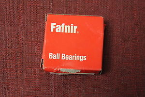 high temperature Fafnir AS3KDD New Single Row Ball Bearing New