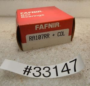 high temperature Fafnir RA107RR + COL Bearing (Inv.33147)
