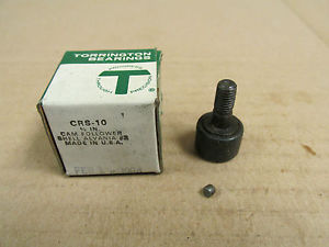 "high temperature NIB FAFNIR TORRINGTON CRS-10 CAM YOKE ROLLER BEARING CRS10 5/8"" OD"