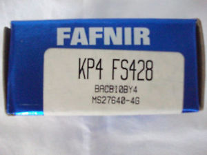 high temperature FAFNIR AIRCRAFT BEARING KP4 FS428 BACB10BY4 MS27640-4G