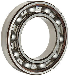 high temperature Timken 205K Ball Bearing Open Ring Metric 25mm ID 52mm OD 3600lbs Dynamic Load