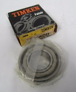 high temperature TIMKEN 205KDD BALL BEARING 25MM ID 52MM OD DOUBLE SHIELD