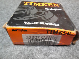 high temperature  TIMKEN FAFNIR BALL BEARING # 22207CJW33