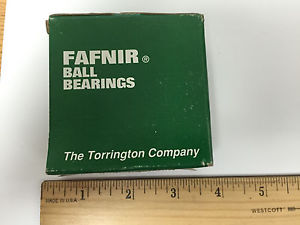 high temperature FAFNIR 306W Ball Bearing