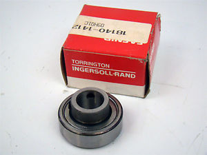 high temperature Torrington Ingersoll Rand Fafnir Ball Bearings YA012RR