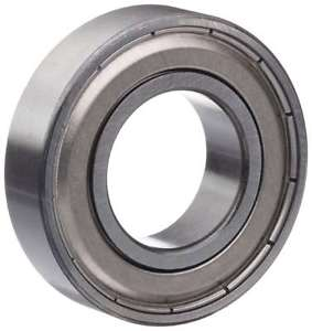 high temperature Timken S7KDD Extra Small Ball Bearing, Double Shielded, No Snap Ring, Inch, 5/8""