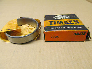 high temperature 1 NIB TIMKEN 2720 BALL BEARING TAPERED OUTER CUP