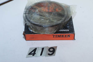 "high temperature ""  OLD"" Timken Taper Ball Bearing  Cup  47620"