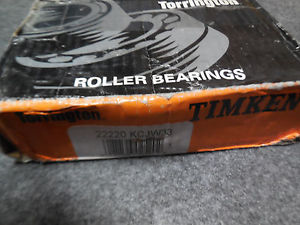 high temperature  TIMKEN FAFNIR BALL BEARING # 22220KCJW33, 22220 KCJW33
