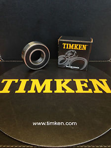 high temperature 6306 2RS quality ball bearing Timken