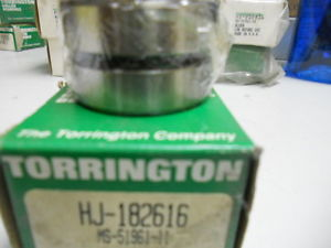 high temperature TORRINGTON HJ-182616  BALL BEARING LOT OF 10  HJ182616