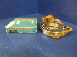 high temperature Fafnir 216W Single Row Ball Bearing
