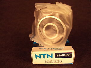 high temperature NTN 6000LLB 6000 LLB Deep Groove Ball Bearing
