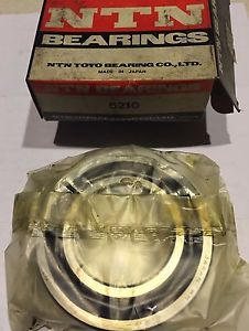 high temperature New NOS 5210 NTN Toyo Double Row Ball Bearing Japan