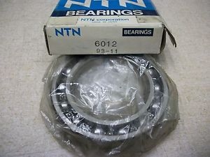 high temperature NTN 6012 Single Row Ball Bearing