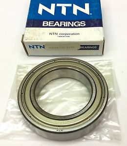 high temperature NTN 6010ZZC3 5C SHIELDED BALL BEARING 50MM ID 80MM OD 16MM WIDE  IN BOX