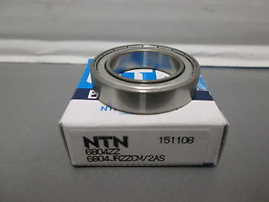 high temperature 6804 ZZ NTN BALL BEARING