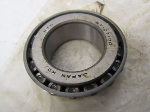 high temperature NTN TAPERED ROLLER BALL BEARING 4T-07100 USED