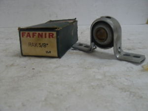 high temperature  FAFNIR RAK 5/8 PILLOW BLOCK BEARING 5/8""