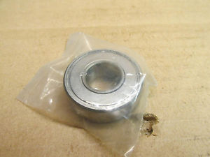 high temperature  FAFNIR 202KD BEARING METAL SHIELD 1 SIDE 202K D 202 KD 15x35x11 mm