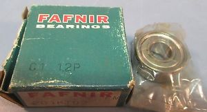 high temperature Fafnir Bearings 201KTD2 Bearing C1 1.2P