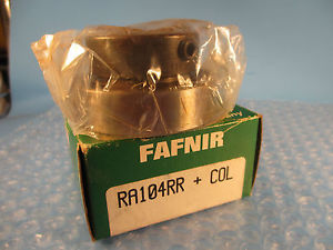 high temperature Fafnir RA104RR COL, RA104 RR COL Wide Inner Ring Ball Bearing