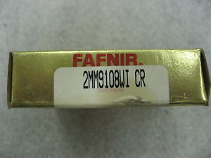 high temperature  FAFNIR 2MM9108WICR Bearing