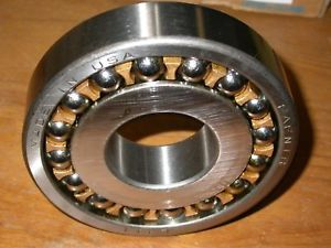 high temperature 55mm FAFNIR  L411 SELF ALIGNING BALL BEARING, !!!   USA!!!