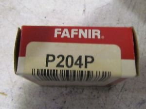 high temperature Fafnir P204P Bearing NIB