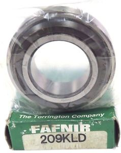 high temperature NIB FAFNIR 209KLD RADIAL BALL BEARING 209KLD