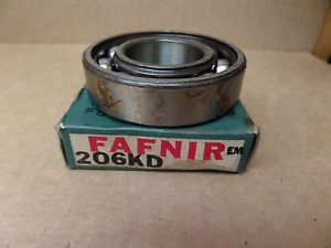 high temperature  FAFNIR BEARING 206KD