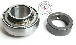high temperature INA / FAFNIR GE30KRRB BEARING INSERT, 30mm BORE x 62mm, ECCENTRIC COLLAR