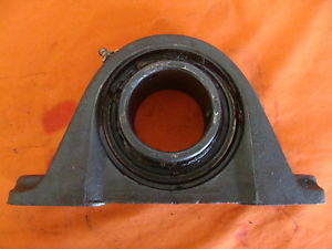 high temperature FAFNIR PILLOW BLOCK HOUSE BEARING RAK 2 3 /16 BORE 2 3/16""