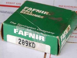 high temperature #129    LOT of 3    Fafnir  209KD  Bearing   -Old boxes