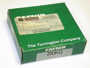 high temperature BRAND  IN BOX FAFNIR BALL BEARING 50MM X 110MM X 27MM 310KG (2 AVAILABLE)