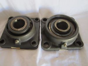 high temperature 2 RCJO 1 1/2 FAFNIR   Ball Bearing Flange Units, made in the USA